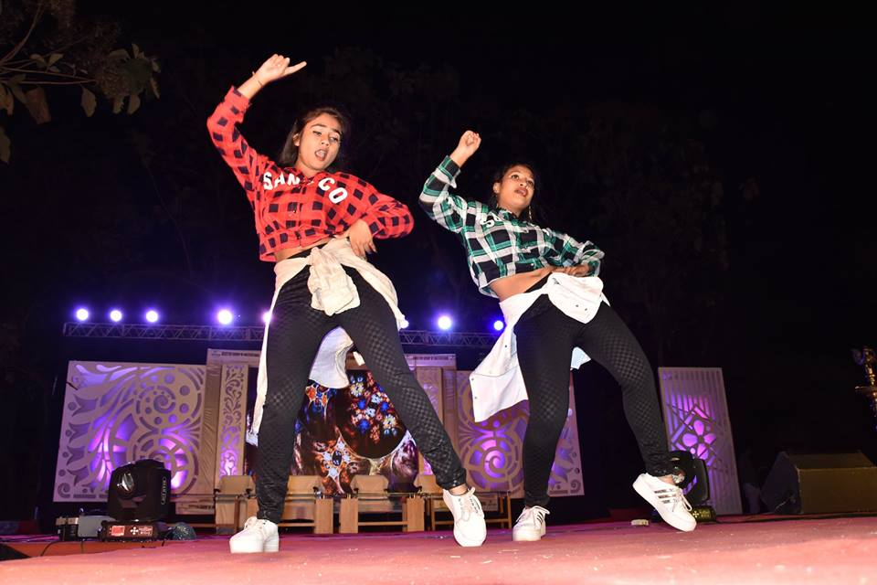 Exuberance 2018 - The exhilarating cultural extravaganza and talent hunt festival of the Koustuv Group of Institutions was inaugurated on the 24th February, 2018