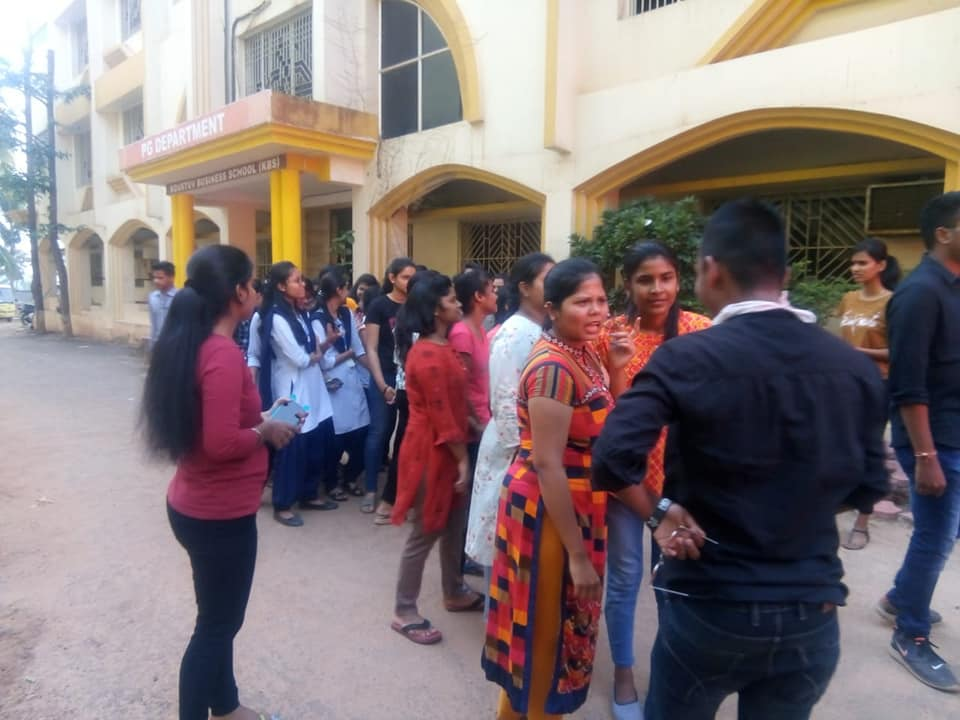 Sarswati Puja Celebration @ KGI Campus